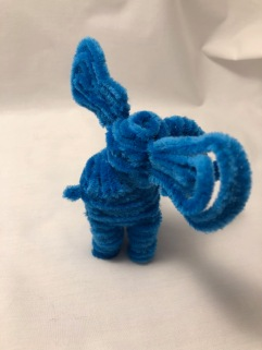 pipe cleaner elephant back 2