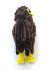 pipe cleaner owl back 2