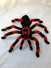 pipe cleaner tarantula 4
