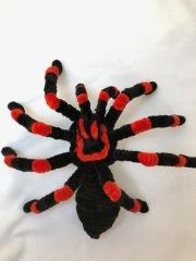 pipe cleaner tarantula 9