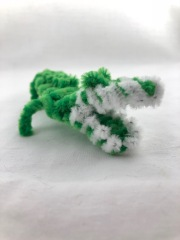 pipe cleaner alligator crocodile 6