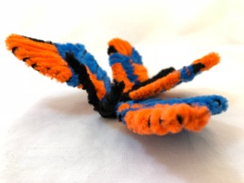 pipe cleaner butterfly chenille stem